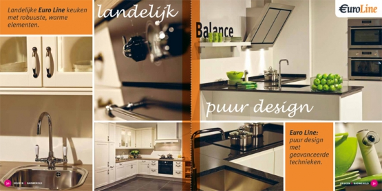 Keuken En Badwereld : Brochure keuken badwereld